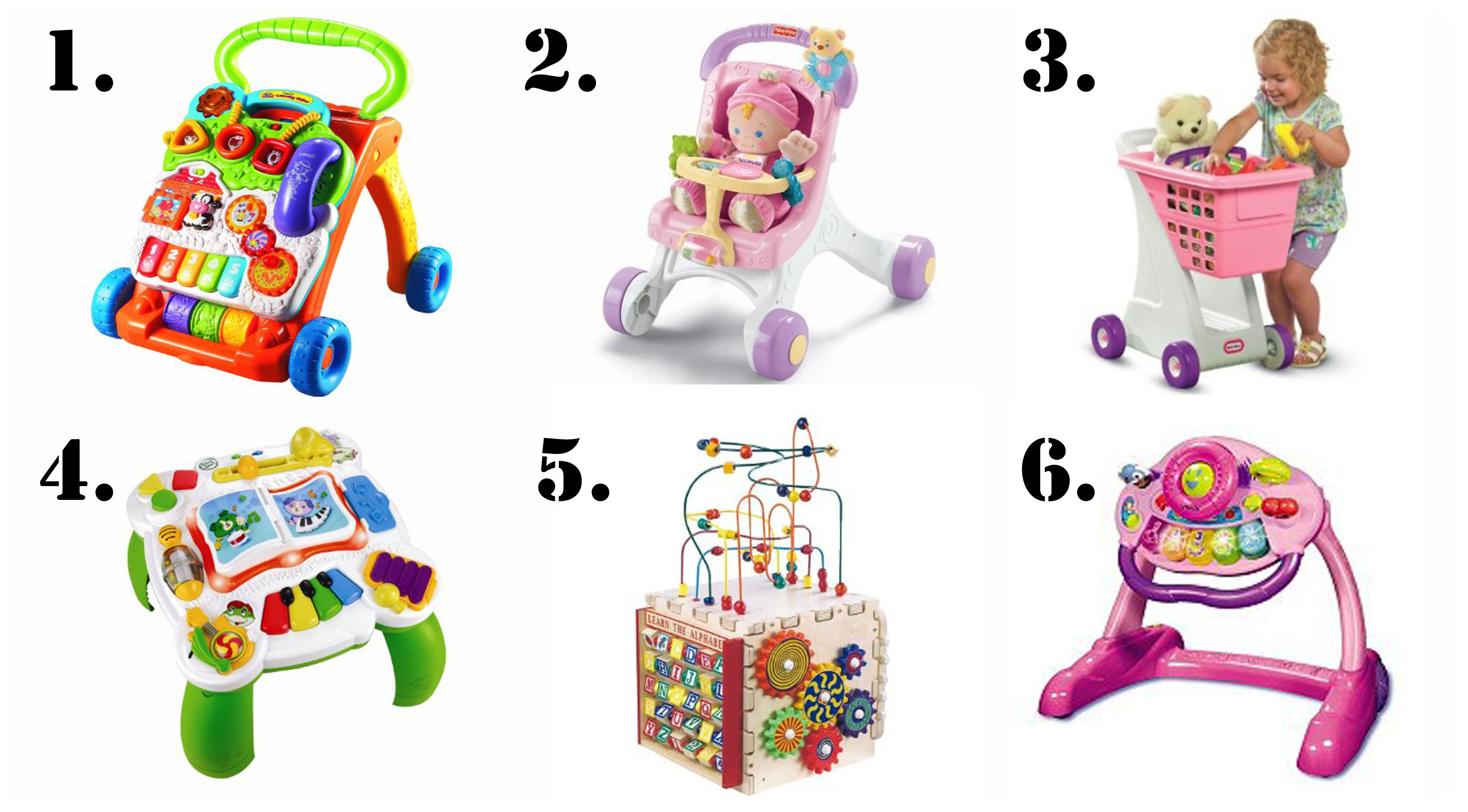 1 Year Old Baby Girl Gift Ideas  best birthday presents for a 1 year old 1st bday
