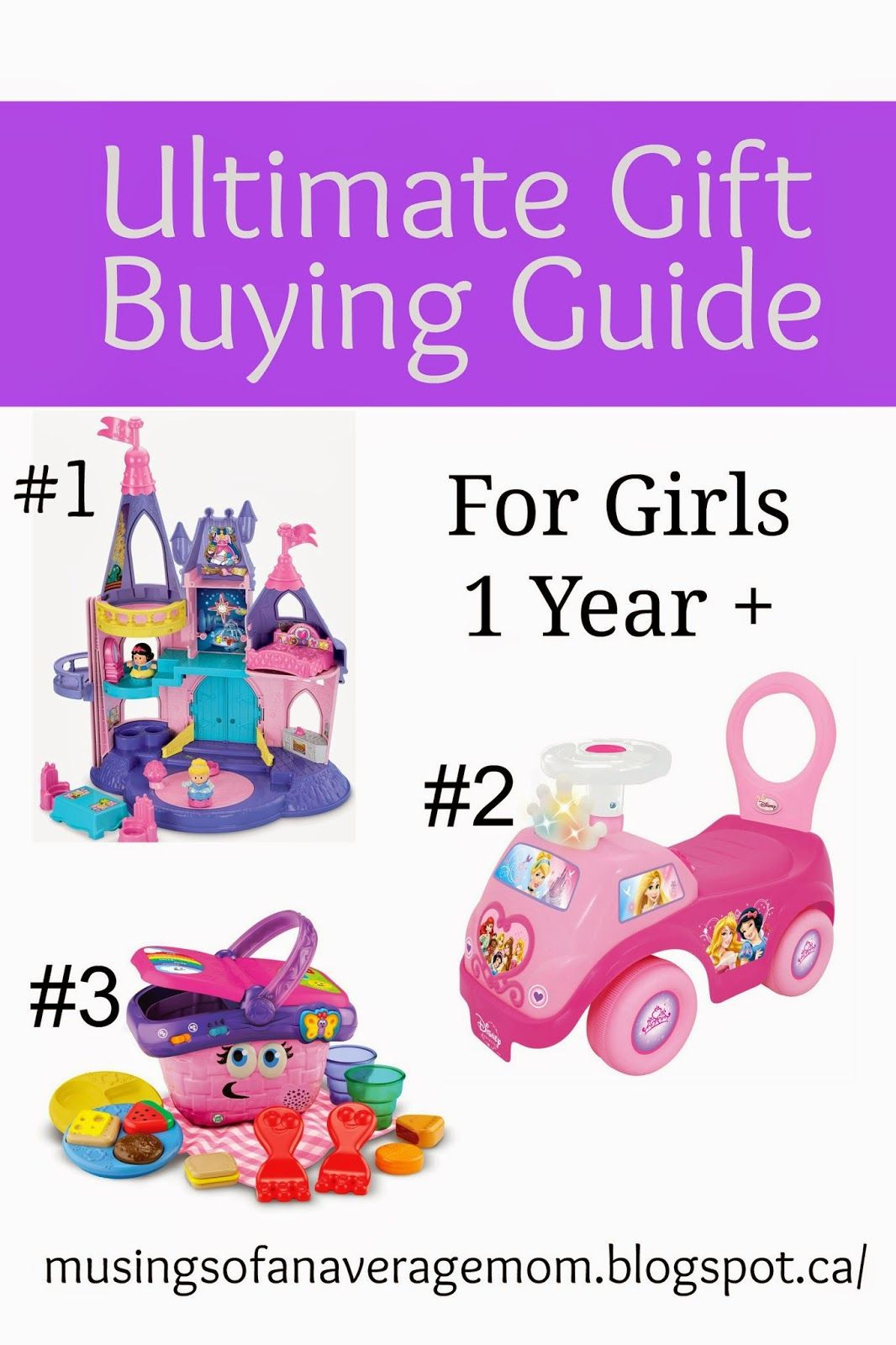 1 Year Old Baby Girl Gift Ideas  Ultimate Gift Buying Guide Great Gift Ideas for e Year