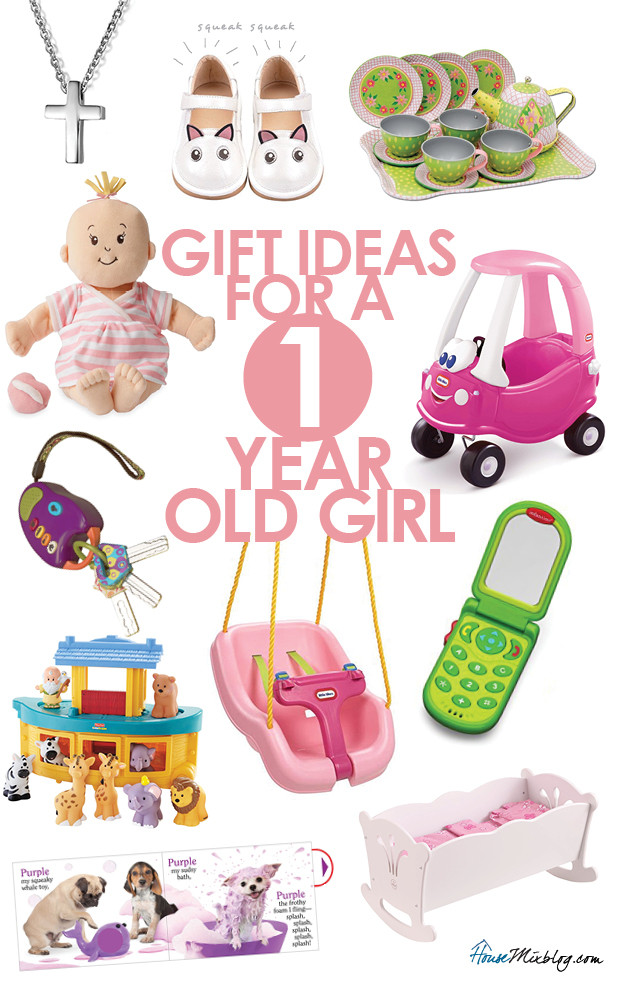 1 Year Old Baby Girl Gift Ideas  Toys for 1 year old girl