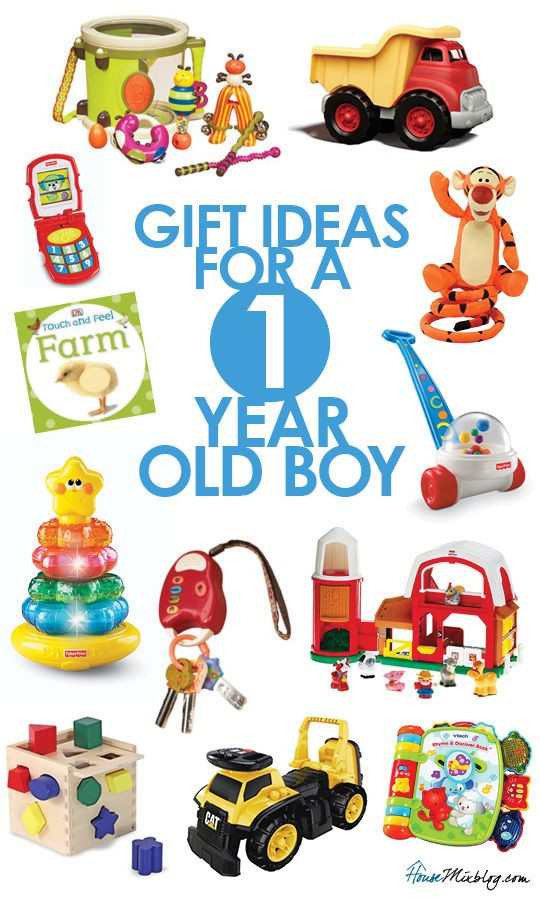 1 Year Old Baby Girl Gift Ideas  present ideas for one year old boy