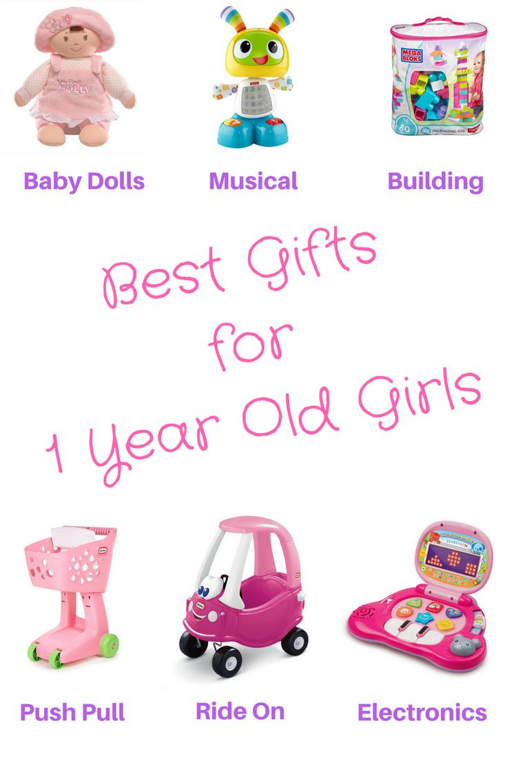 1 Year Old Baby Girl Gift Ideas  Best 25 Baby girl toys ideas on Pinterest