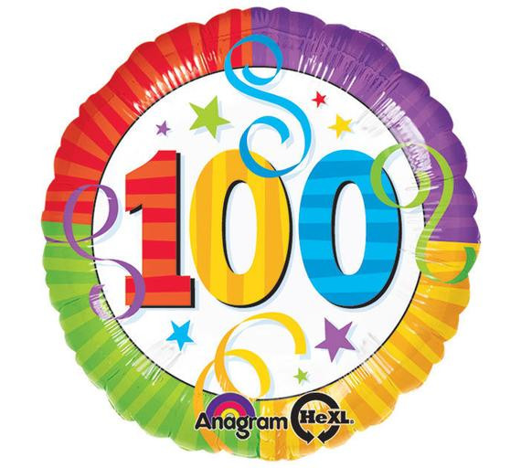 100 Year Old Birthday Decorations  100th Birthday 100 years old Decorations Party Supplies
