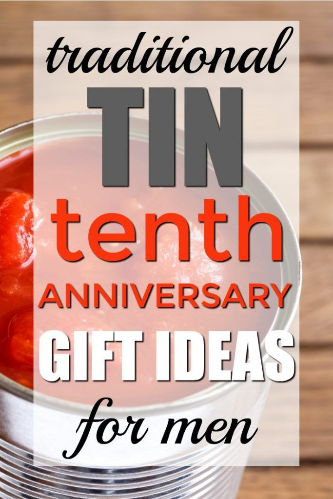 10Th Anniversary Gift Ideas For Him  Best 25 10th anniversary ts ideas on Pinterest