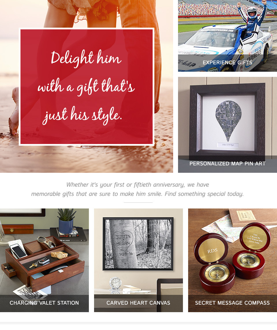 10Th Anniversary Gift Ideas For Him  10 Year Anniversary Gifts for Him 10th Anniversay Gifts