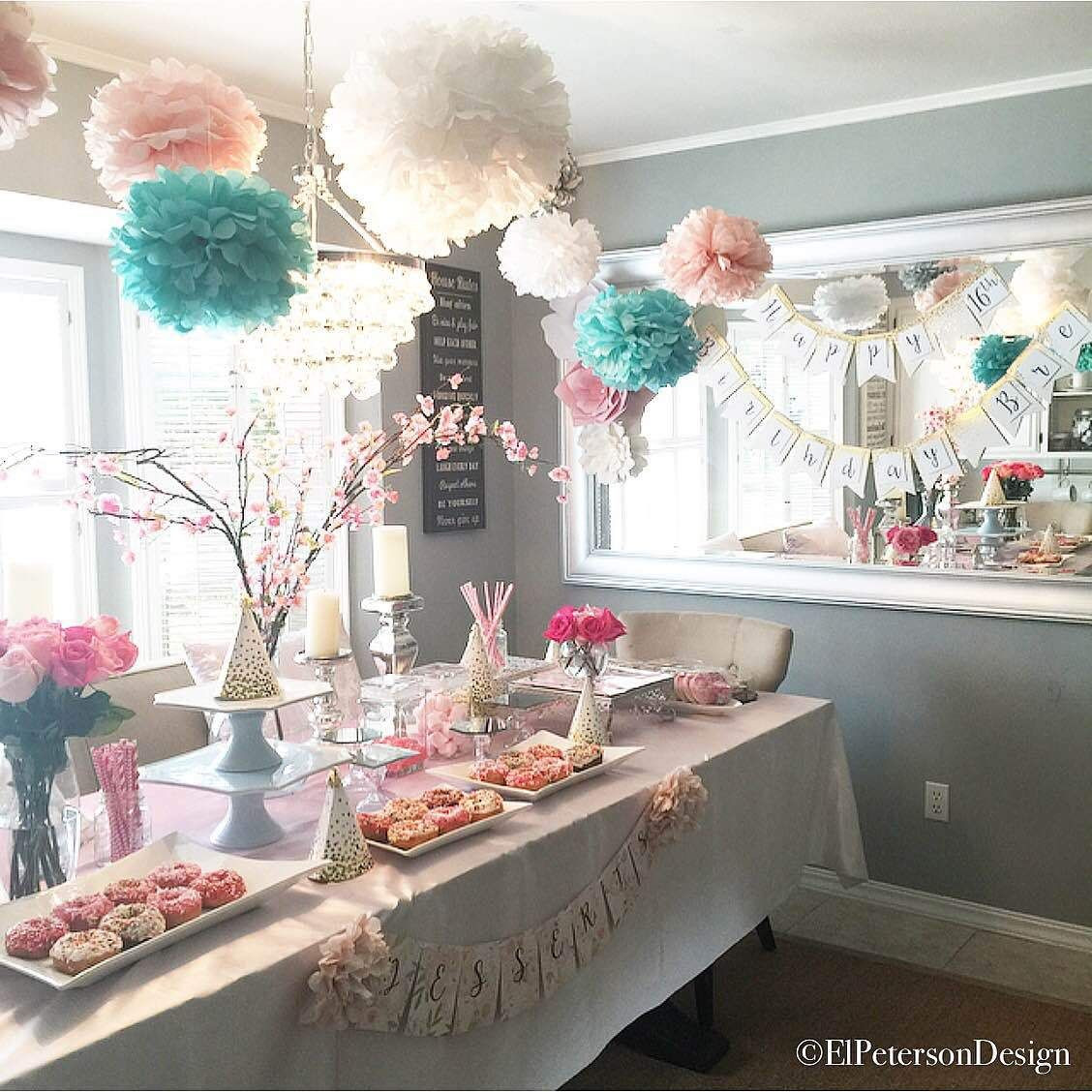 15 Year Old Birthday Party Ideas Summer  How to plan a teenage girls Birthday Party