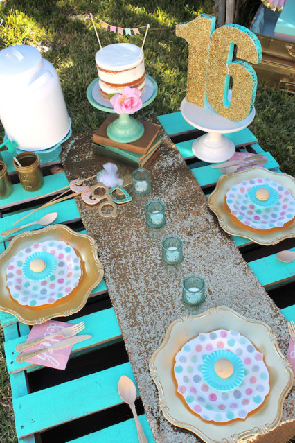 15 Year Old Birthday Party Ideas Summer  Boho Themed Birthday Party Sweet 16 Ideas Shindigz