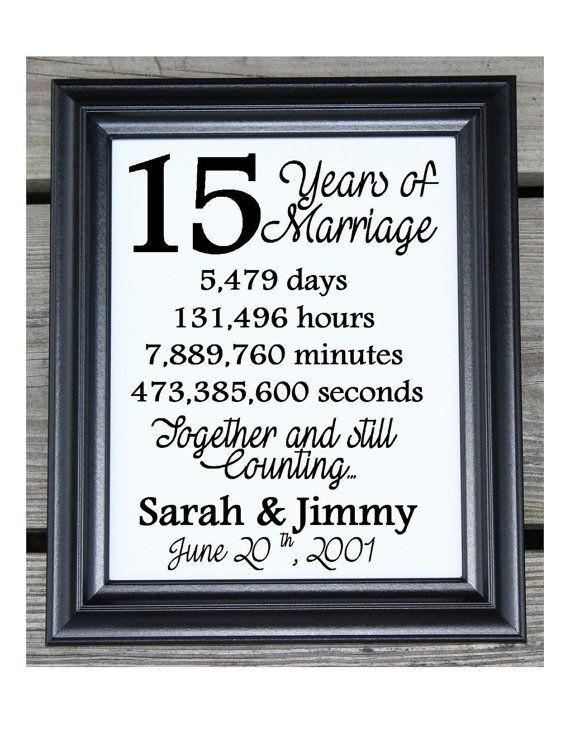 15 Year Wedding Anniversary Quotes  25 best ideas about 15th Wedding Anniversary on Pinterest