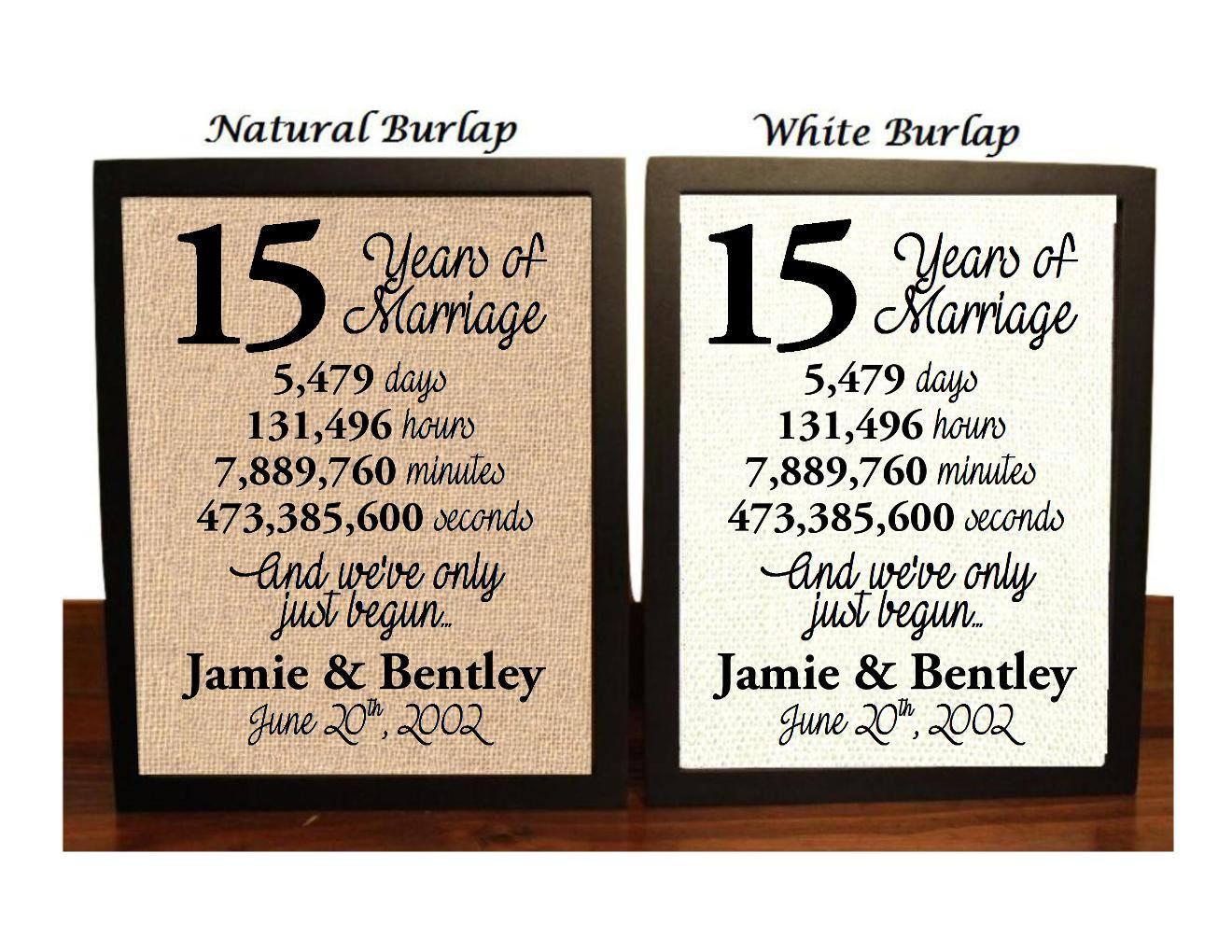 15 Year Wedding Anniversary Quotes  15th Wedding Anniversary 15 Year Wedding Anniversary 15th