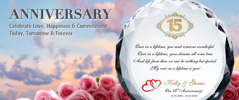 15 Year Wedding Anniversary Quotes  Celebrate your love Wedding Anniversary Quotes messages
