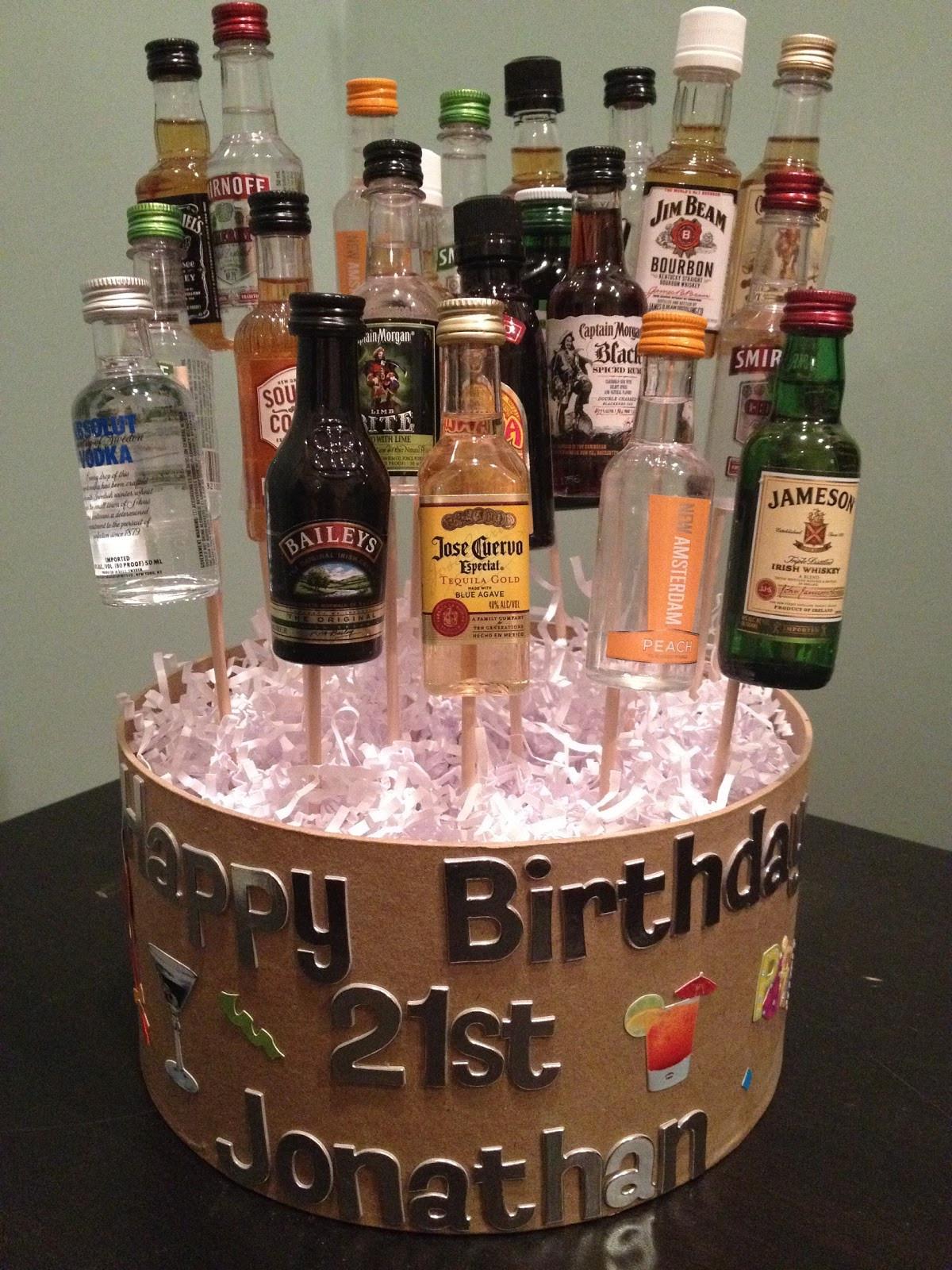 21St Birthday Gifts  girlsgonefood 21st Birthday Celebration