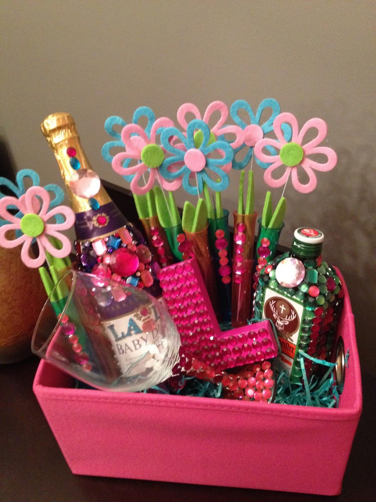 21St Birthday Gifts  CraftyAuntyHippo 21st Birthday t