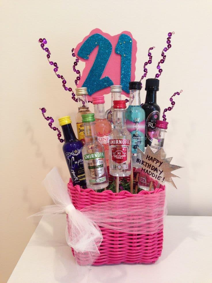 21St Birthday Gifts  Happy 21 Birthday 21St Birthday for Her