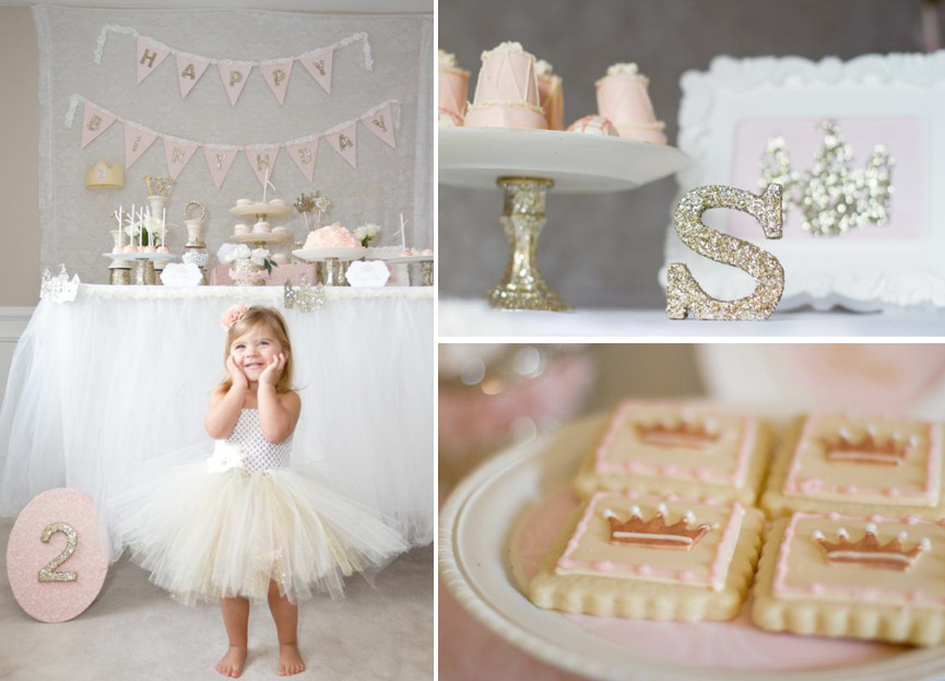2Nd Birthday Decorations For Girl  Kara s Party Ideas ce Upon a Time Fairytale Princess 2nd