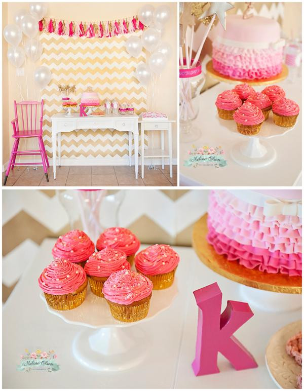 2Nd Birthday Decorations For Girl  Kara s Party Ideas Pinkalicious Storybook Pink Girl 2nd