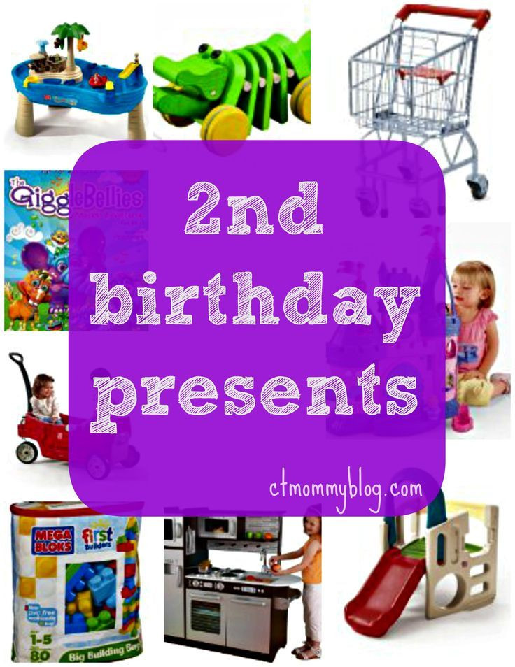 2Nd Birthday Gift Ideas For Girls  Best Toddler Toys for Two Year Olds 2nd Birthday Presents