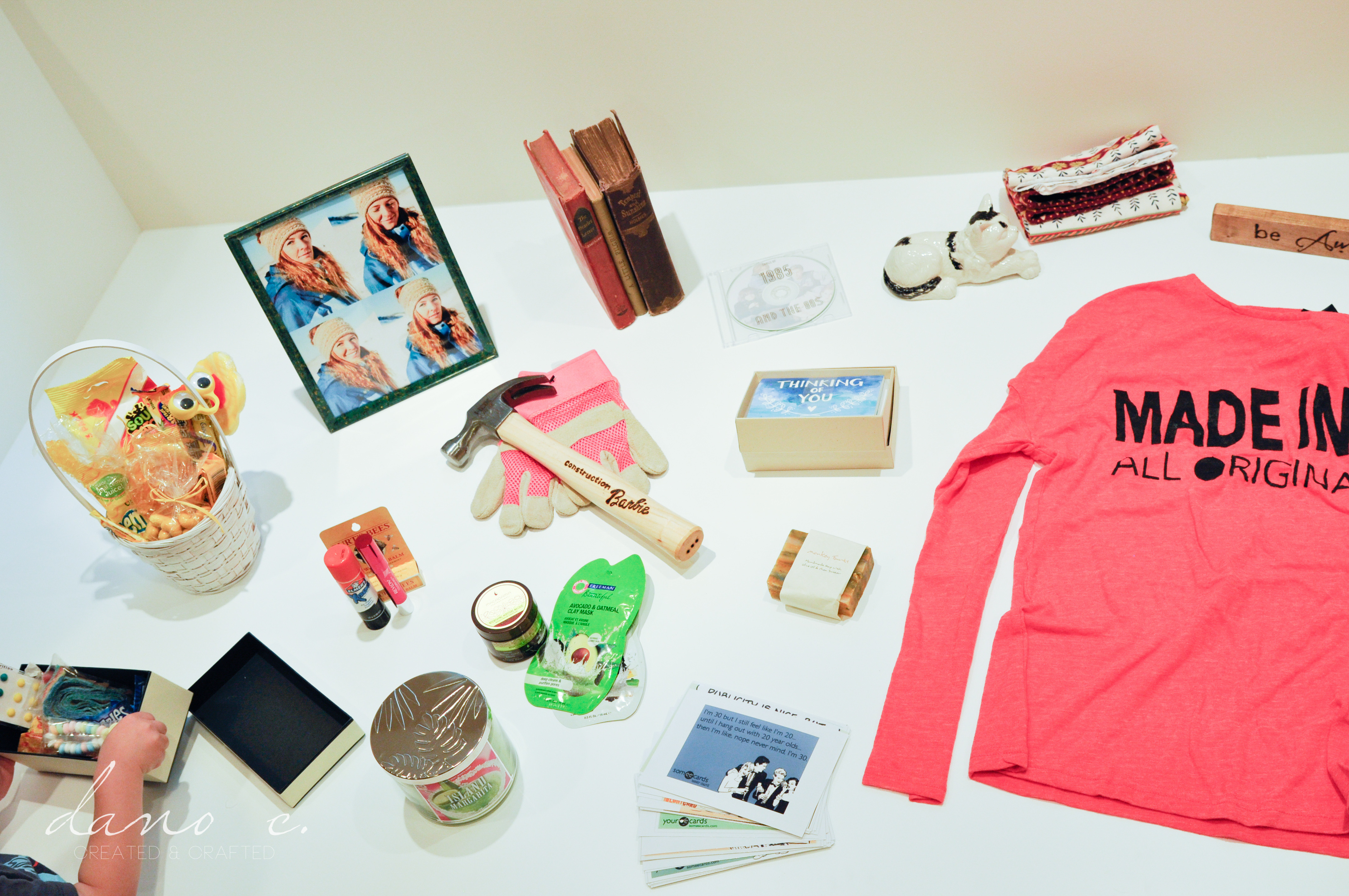 30 Gifts For 30Th Birthday For Her  30 Days of Gifts 30th Birthday Ideas