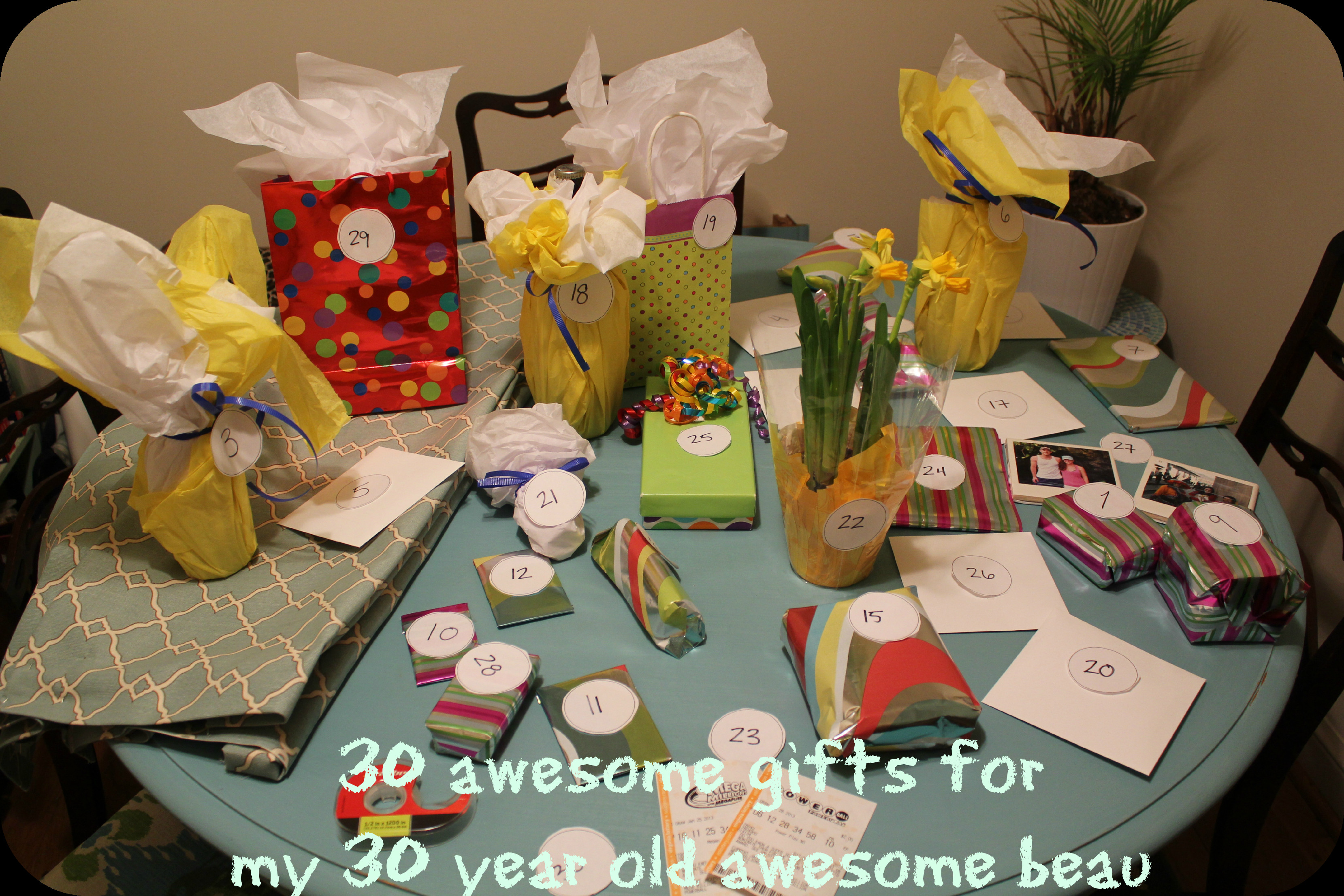 30 Gifts For 30Th Birthday For Her  301 Moved Permanently