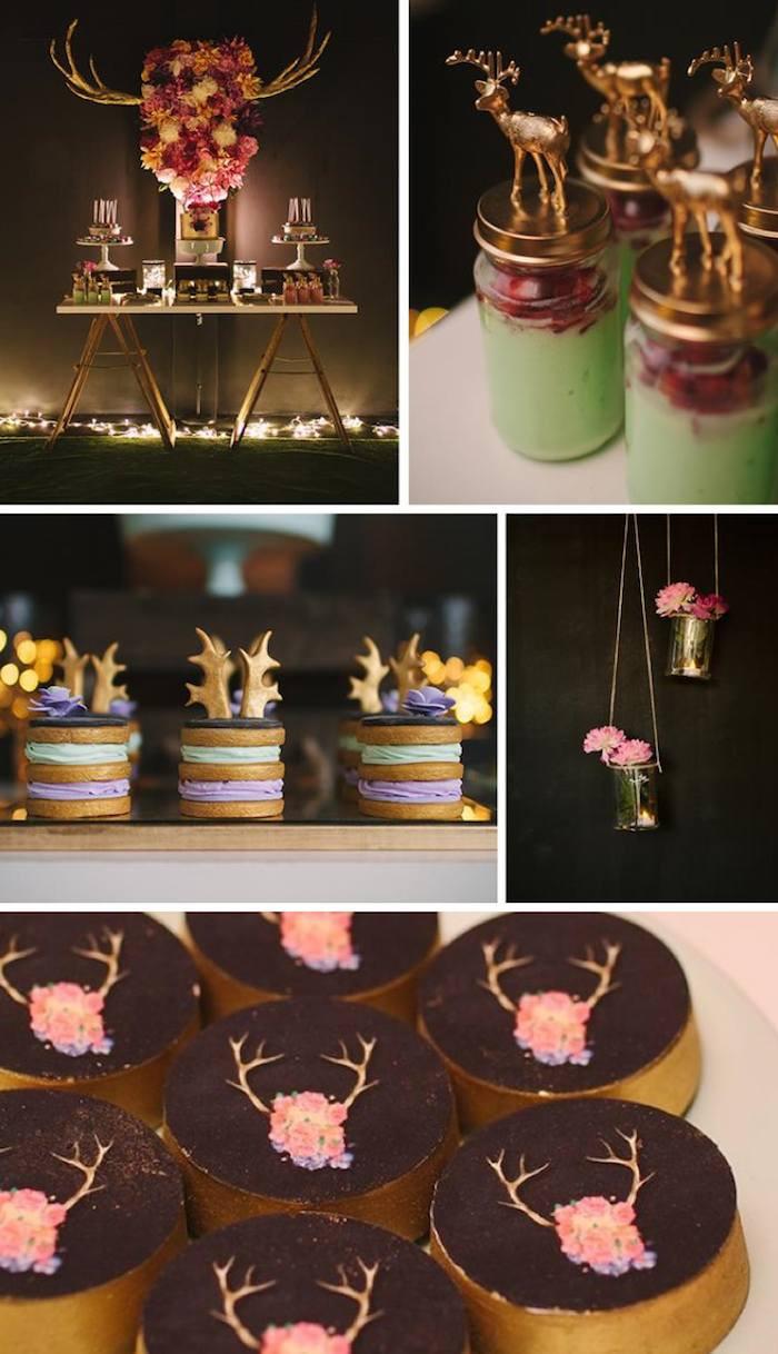 40Th Birthday Decorations Ideas  Kara s Party Ideas A 40th Birthday Party Ideas Planning
