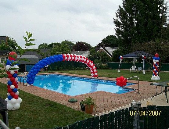 4Th Of July Pool Party Ideas  4th of July Celebrations by the Pool