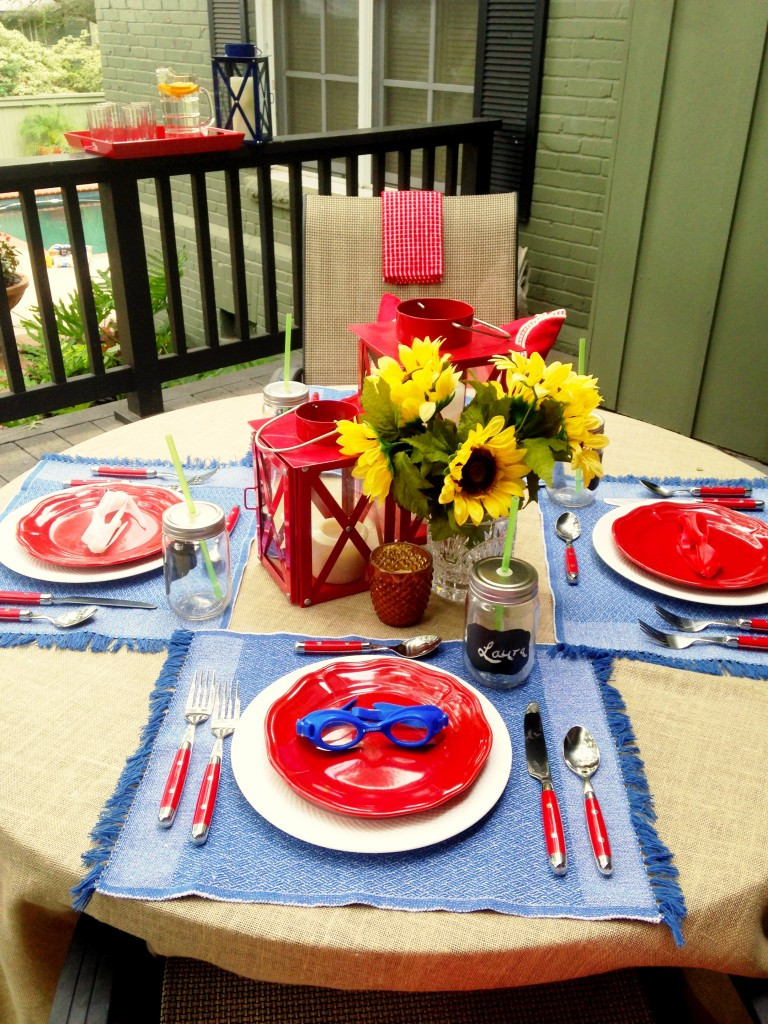4Th Of July Pool Party Ideas  Party Etiquette 8 Festive 4th of July Pool Party Ideas