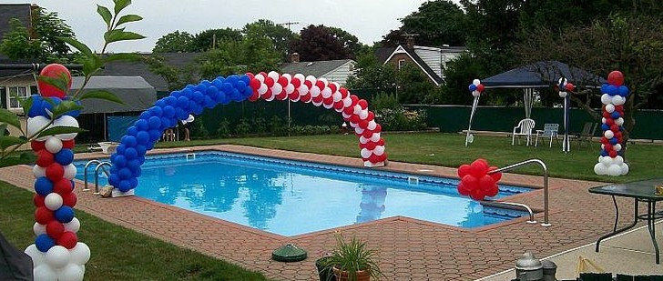 4Th Of July Pool Party Ideas  4th of July Pool Party Ideas