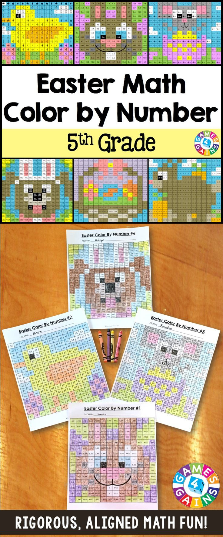 5Th Grade Easter Party Ideas  1000 images about Games 4 Gains Products on Pinterest
