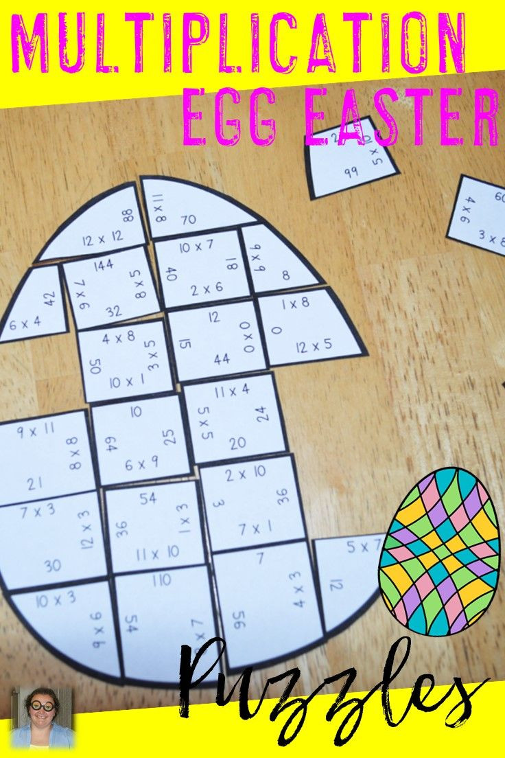 5Th Grade Easter Party Ideas  25 best ideas about 4th Grade Multiplication on Pinterest