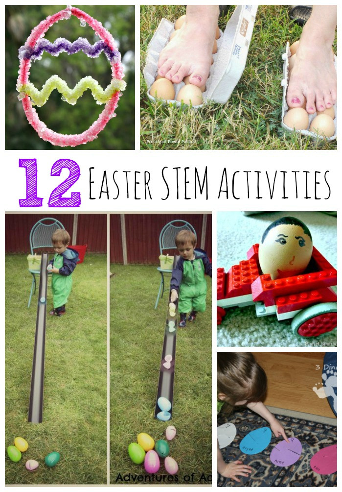 5Th Grade Easter Party Ideas  12 Easter STEM Activities for Grade School