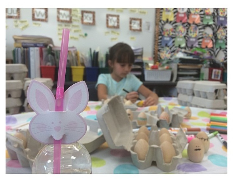 5Th Grade Easter Party Ideas  simple easter ideas