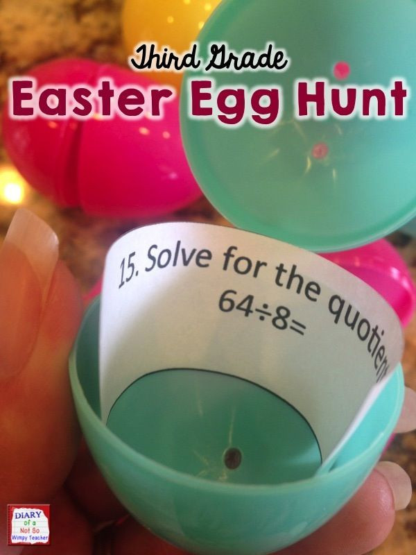 5Th Grade Easter Party Ideas  198 best images about Test Prep Fun on Pinterest