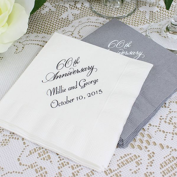 60 Wedding Anniversary Gift Ideas  18 best 60th Anniversary Party Ideas images on Pinterest