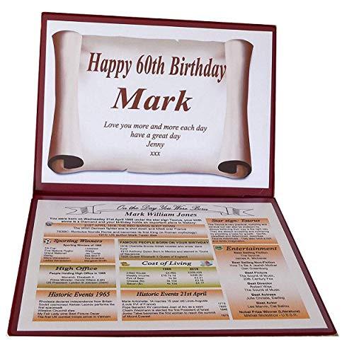 60Th Birthday Gifts For Her  60th Birthday Gifts for Her Amazon