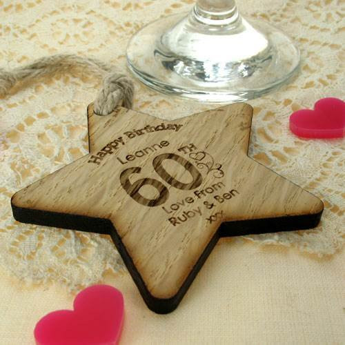 60Th Birthday Gifts For Her  Womens 60th Birthday Gift 60th Birthday Gift for her
