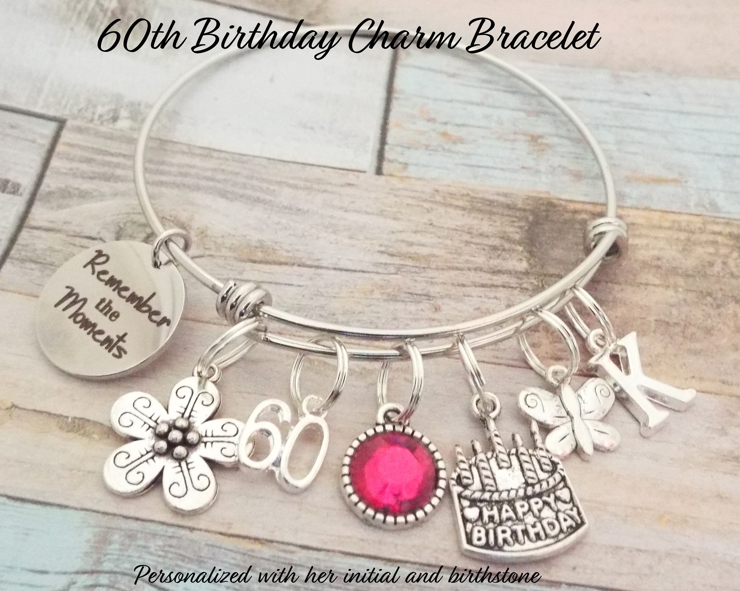 60Th Birthday Gifts For Her  60th Birthday Gift Happy 60th Birthday Gift for Her Gift