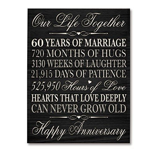 60Th Wedding Anniversary Gift Ideas  Best 25 60th anniversary ts ideas on Pinterest