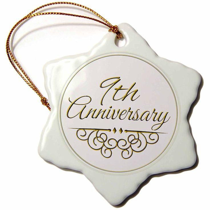9Th Anniversary Gift Ideas  9th Wedding Anniversary Gift