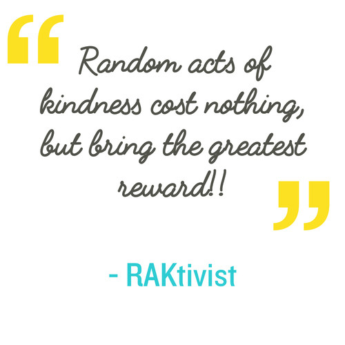 Acts Of Kindness Quotes  Random Acts of Kindness