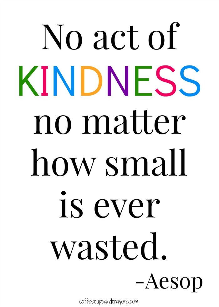 Acts Of Kindness Quotes  100 Acts of Kindness Challenge Week 3 New Teachers