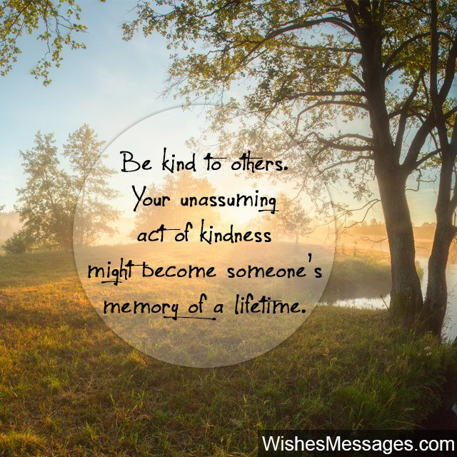 Acts Of Kindness Quotes  Kindness Quotes and Notes Thank You for Being So Kind