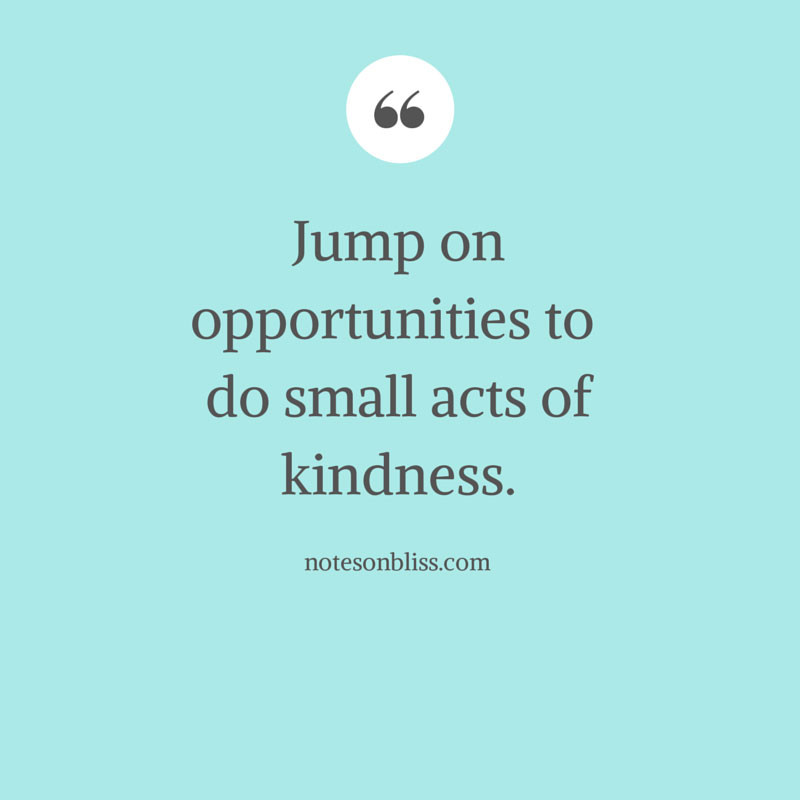 Acts Of Kindness Quotes  Quotes on Happiness