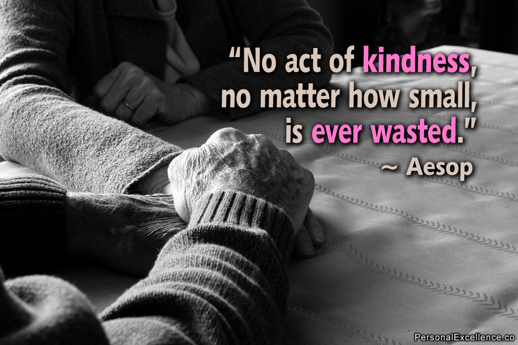 Acts Of Kindness Quotes  Put a Little Love in Your Heart