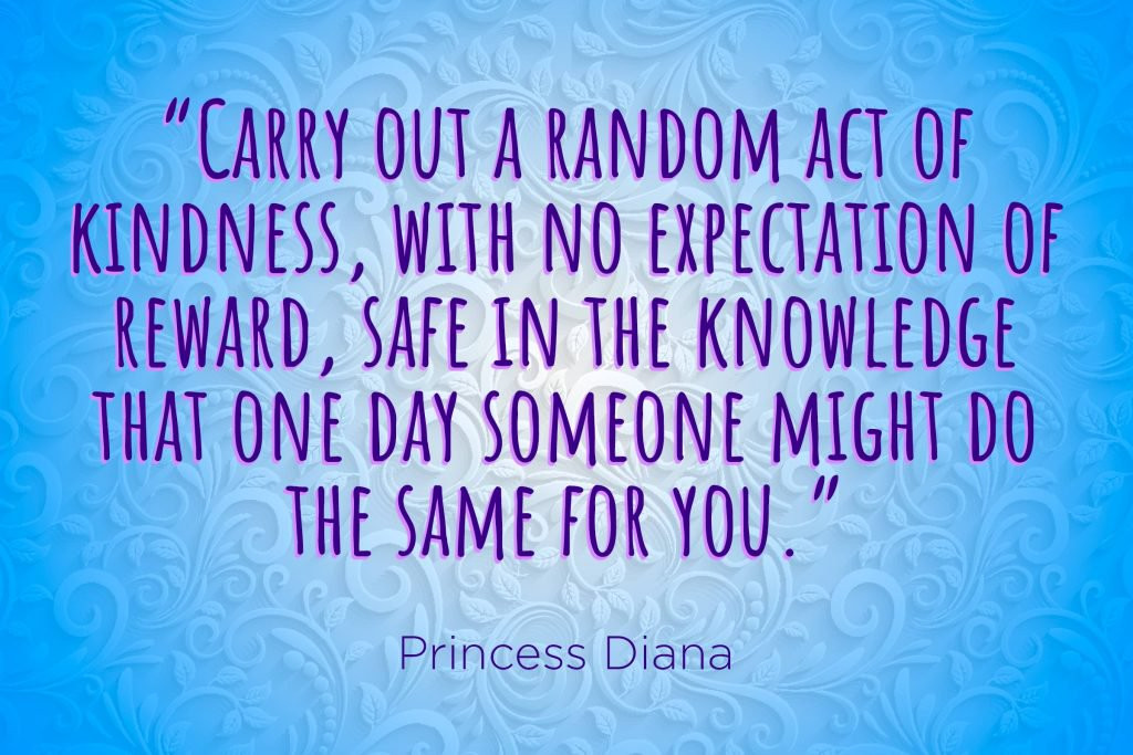 Acts Of Kindness Quotes  passion Quotes to Inspire Acts of Kindness