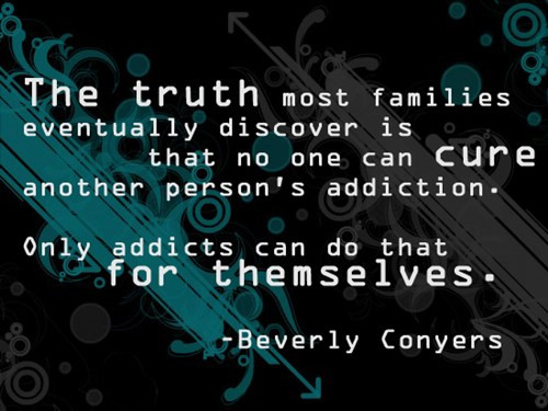 Addiction Quotes For Family  Family Quotes Inspirational Addiction QuotesGram