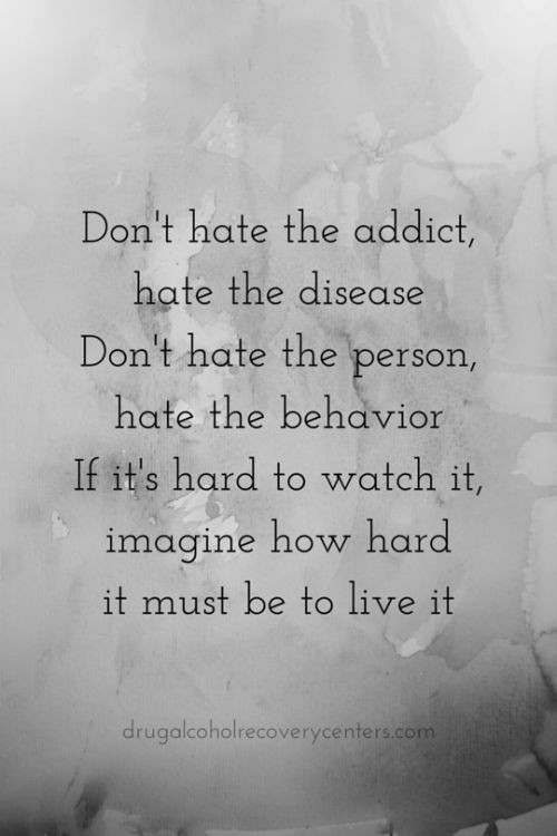Addiction Quotes For Family  17 Best Quotes About Addiction on Pinterest