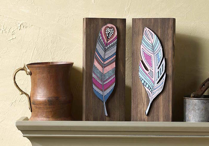 Adult Craft Projects  10 unique ways to use adult coloring pages Mod Podge Rocks
