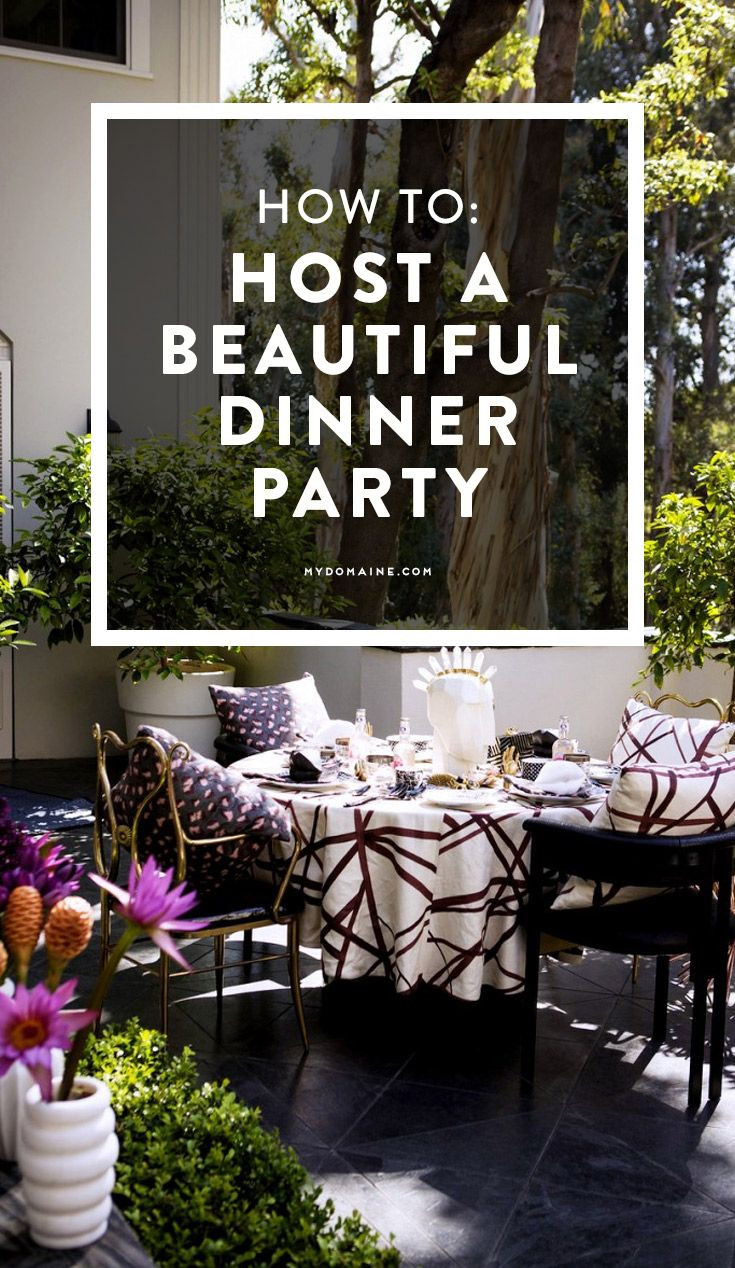 Adult Dinner Party Ideas  1000 ideas about Dinner Parties on Pinterest