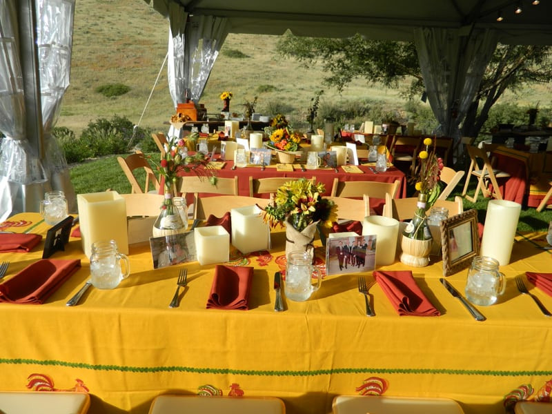 Adult Dinner Party Ideas  Under the Tuscan Sun 30 Outdoor Dining in Tuscany