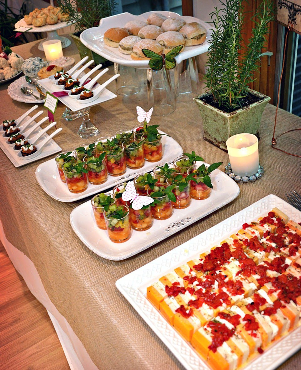 Adult Dinner Party Ideas  An Adult Garden Fairy Birthday Celebrations at Home