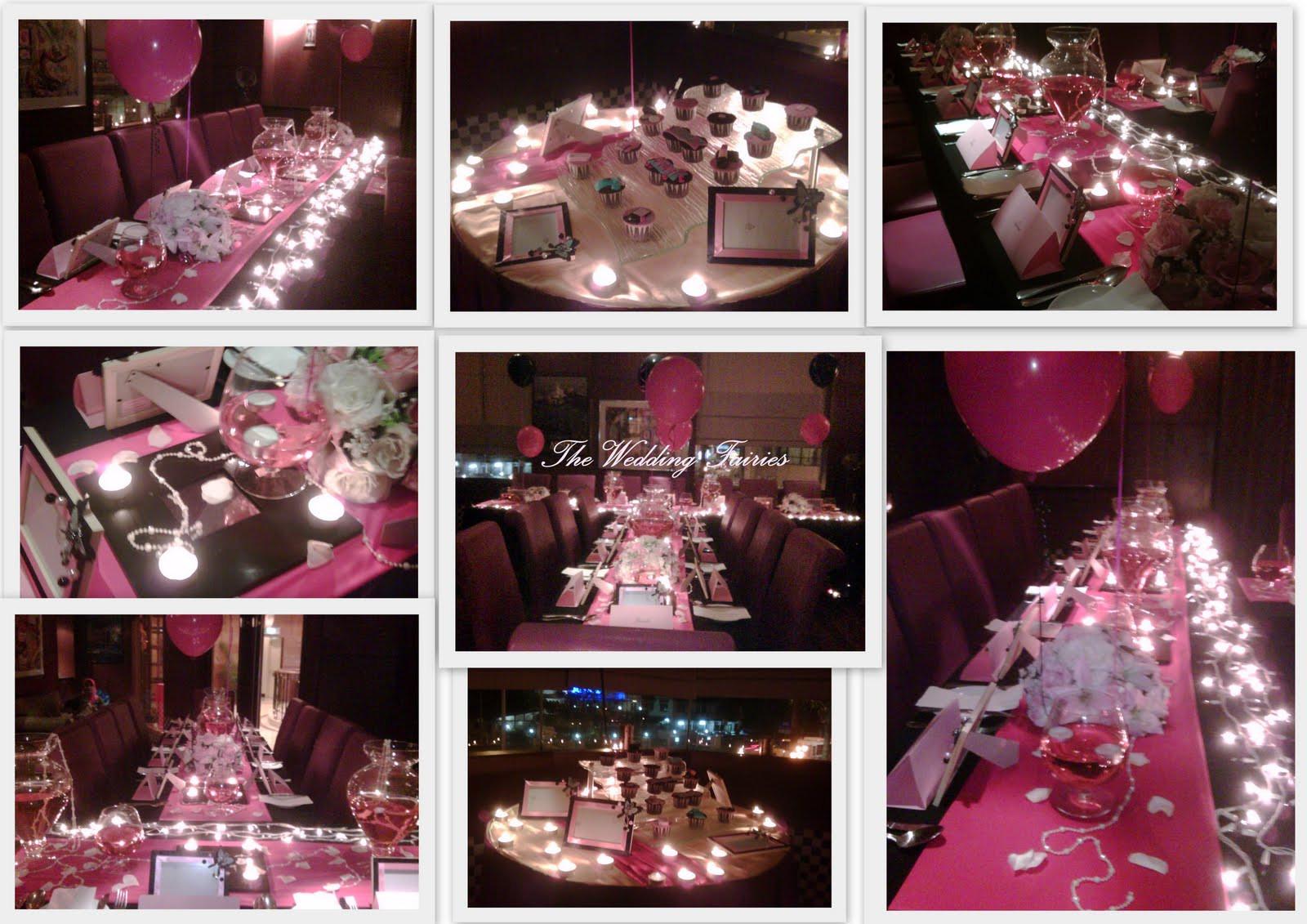 Adult Dinner Party Ideas  The Wedding Fairies June 2010