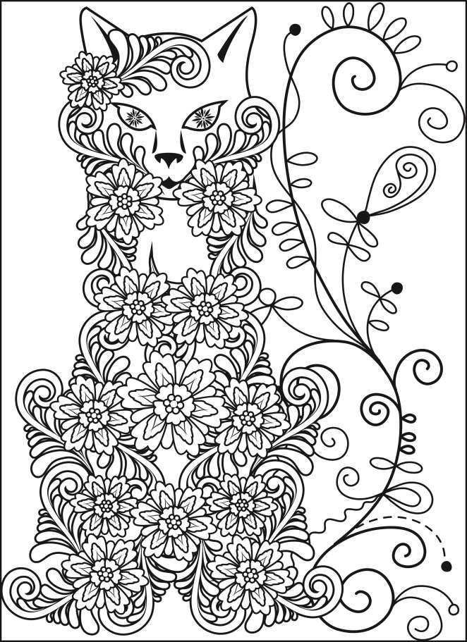 Adult Stress Coloring Books  Adult coloring book stress relief designs adult colouring